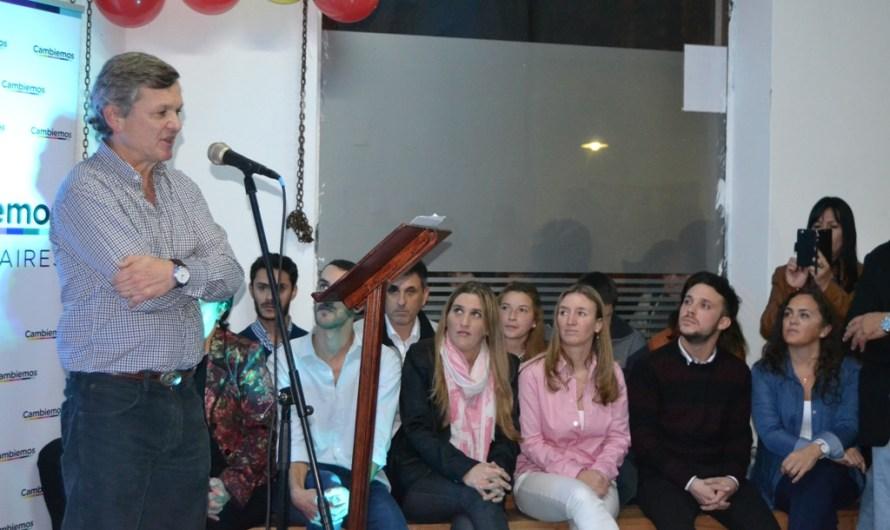 El Frente Cambiemos local presentó la lista a Concejales y Consejeros Escolares