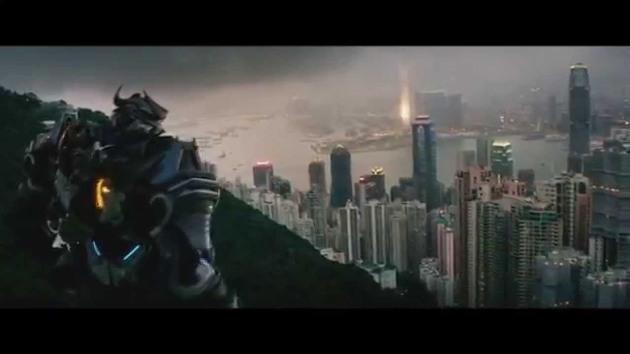 Cine: Transformers llega a la pantalla grande de Mercedes