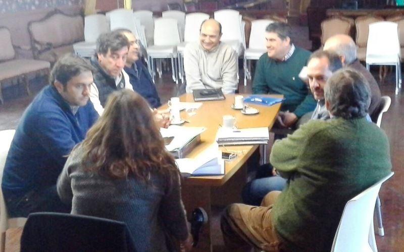 Reunión de la CEM con la Comisión de Hacienda del Concejo