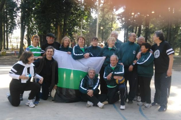 Torneos Abuelos Bonaerenses: Voley y Tenis de Mesa rumbo a Mar del Plata
