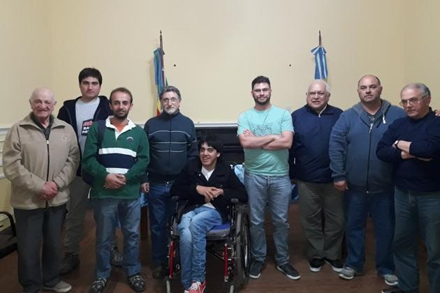 Ariel Musante renovó mandato en el Círculo de Periodistas Deportivos