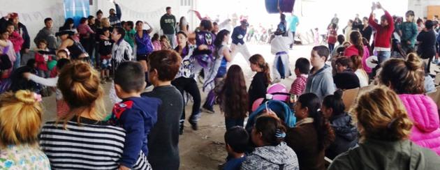 El CDR Mercedes y la Fundación Herencia de Amor celebraron el Día del Niño