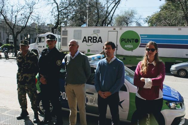 Municipio suma dos nuevos patrulleros a la Policía Local