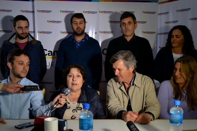 Ocaña: «Nuestra campaña es escuchar a los vecinos, estamos para ellos»
