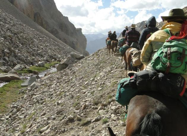 Recordarán el Bicentenario del Cruce de los Andes