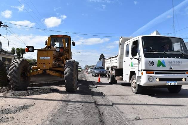 Municipio declara declara emergencia vial de la avenida 2