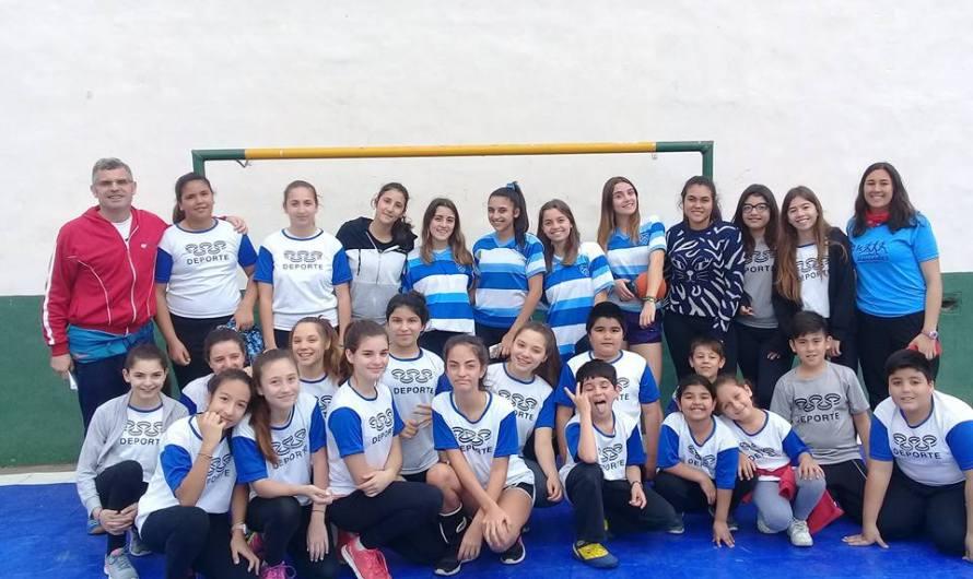 EL CEF jugó en Suipacha por la AsAmBal