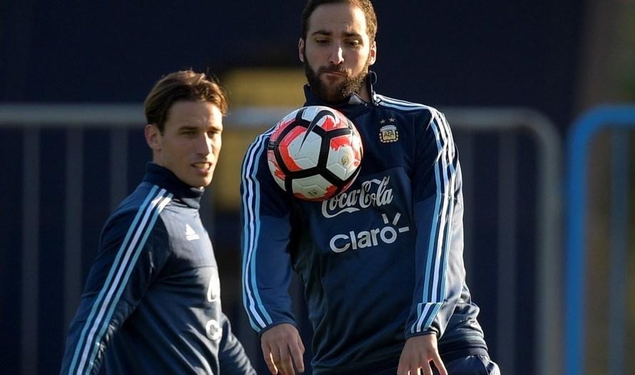 Lucas Biglia pidió una nueva oportunidad para Higuain