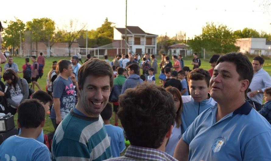 «Estamos muy agradecidos» destacan desde Club Defensores por el apoyo Comunal