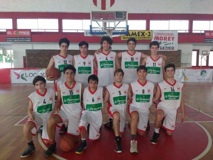Quilmes ganó en U13 y U17 a Atlético 9 de Julio