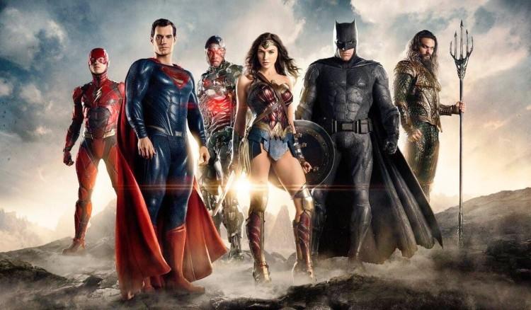 Cine Mercedes presenta la Liga de la Justicia
