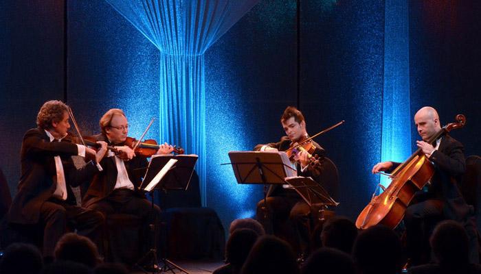 El Cuarteto Gianneo actuará en el Colegio Nacional