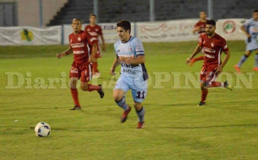 Fuerte agresión a la terna arbitral de Juventud Vs. Independiente (Video)