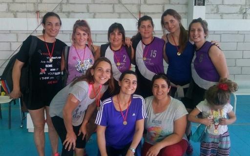 El CEF 40, subcampeón en Chivilcoy