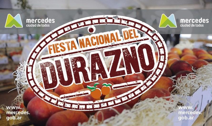 Se empieza a palpitar una nueva «Fiesta Nacional del Durazno»