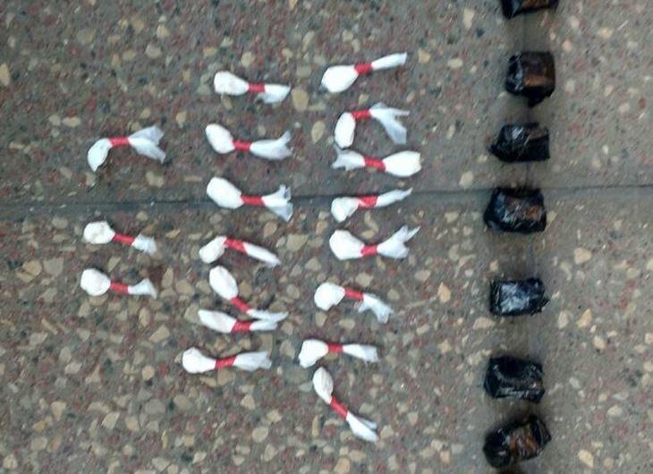 Policía Local detecta maniobra sospechosa y logra incautar cocaína