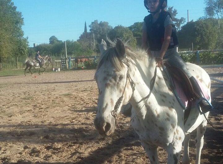 Abrieron la inscripción para clases de equitación en la SRRM