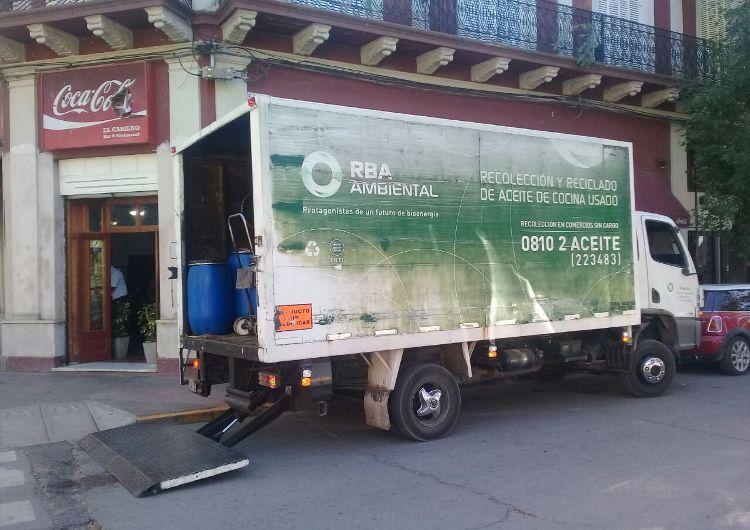 Municipio y CAIDIM continúan con la recolección de aceite vegetal usado