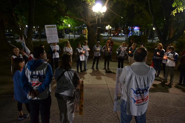 Frente Docente: «El Gobierno de Vidal incumple con la conciliación obligatoria»