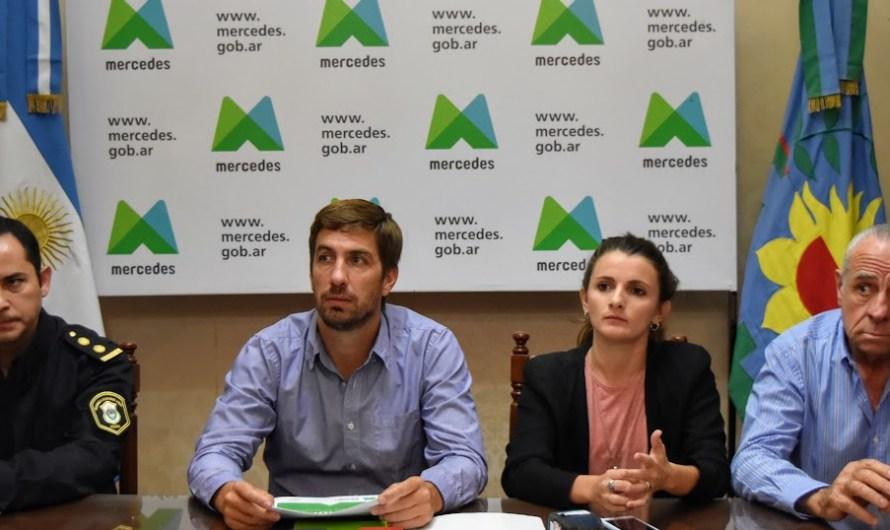 Ustarroz anunció creación de nueva comisaría y unificación de policía Local y Comunal