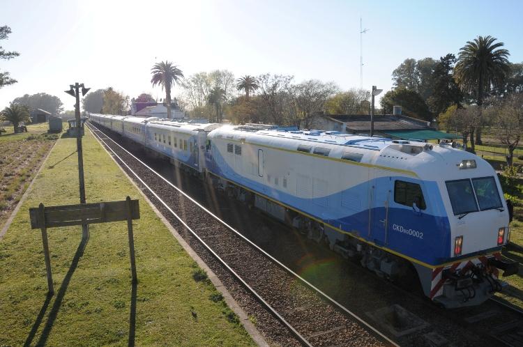 El Tren a Chivilcoy suma una nueva frecuencia y parada en Luján