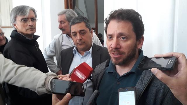 """""""Los compañeros están decididos a dar esta pelea»"""