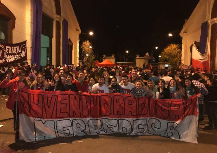 La Juventud Radical Mercedes presente en el Congreso Universitario del Centenario de la reforma