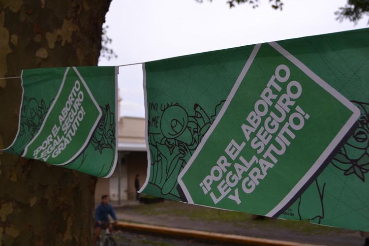 A un paso del aborto legal: resultado de la lucha de la marea verde