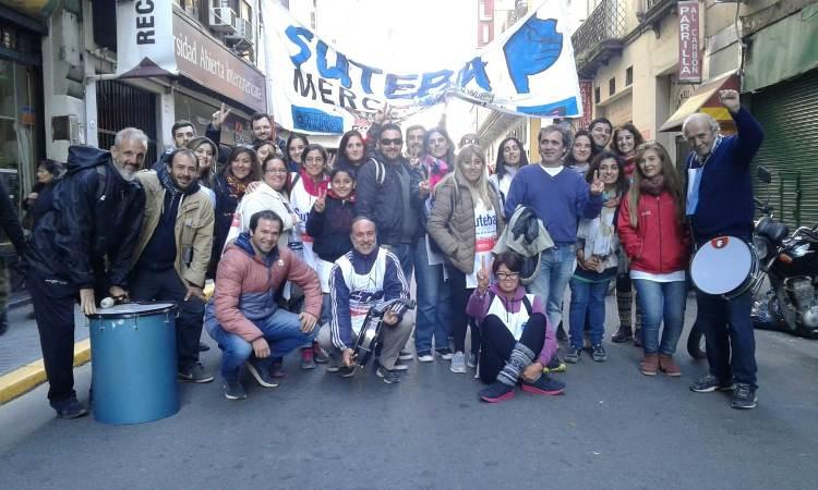 Docentes mercedinos participaron de la marcha federal educativa