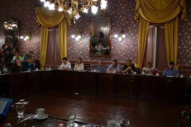 Cambiemos solicita soluciones en barrios a través de proyectos para la sesión del HCD
