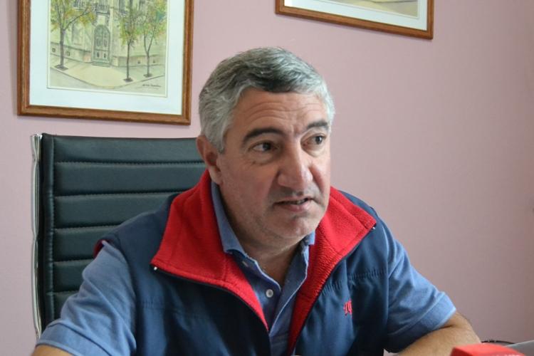 """Oscar Albini: """"El Concejo Deliberante no debe sesionar con custodia policial, tenemos que sesionar libremente"""""""