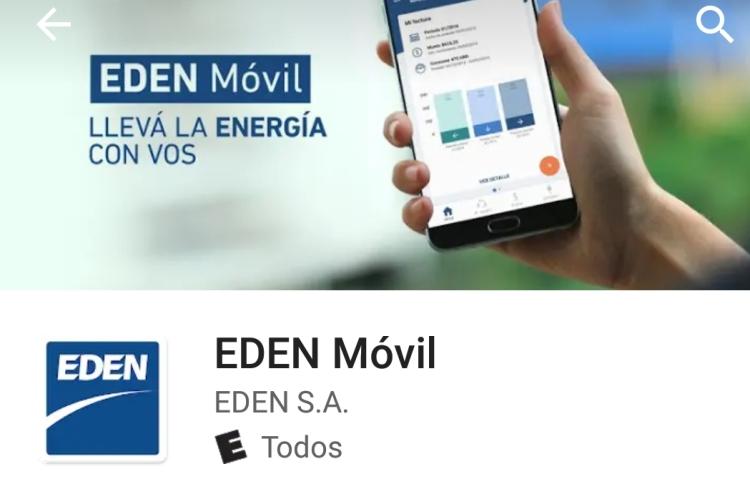 EDEN lanza su sucursal virtual y aplicación para celulares