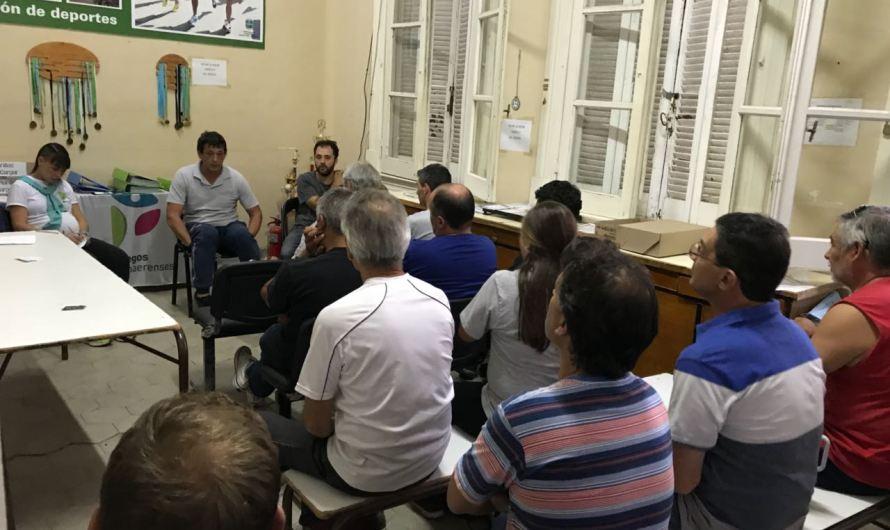 Avanzan las acciones para erradicar violencia en fútbol infantil entre Municipio y Clubes