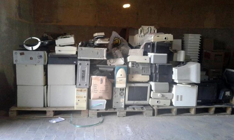 Avanza el reciclaje de materiales tecnológicos