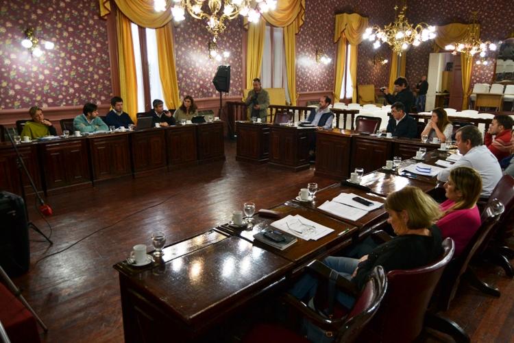 Concejales por mayoría rechazó las cuentas 2017 del Ejecutivo
