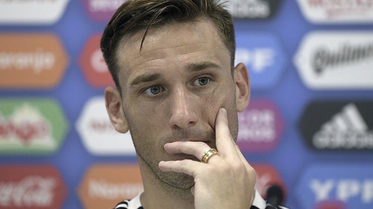 Lucas Biglia y la crisis en la Selección: «Toda la basura de afuera siempre llega» (video)