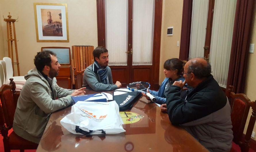 Brianna Becerro recibió un subsidio por parte de la Municipalidad