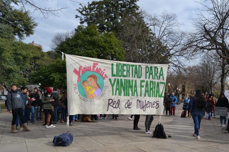 Este viernes será el juicio a Yanina Fariaz