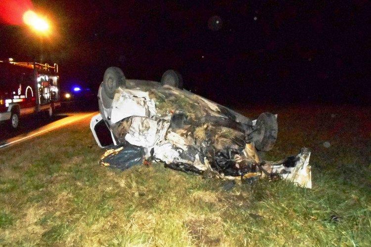 Violento siniestro sobre Ruta 30. Cuatro muertos y heridos graves