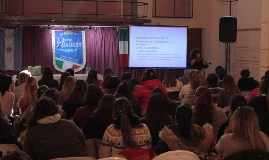 Municipio continúa con las capacitaciones en primera infancia junto a Soc. Arg. de Primera Infancia