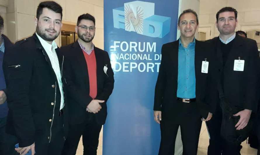 El CPD Mercedes, presente en el III Forum Deportivo