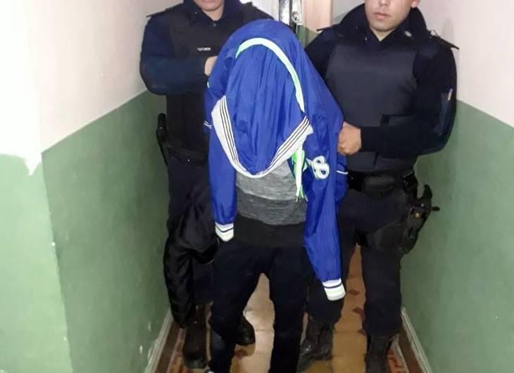 Allanamiento y esclarecimiento de hecho a instancias de la Policía Comunal (Fotos y Video)