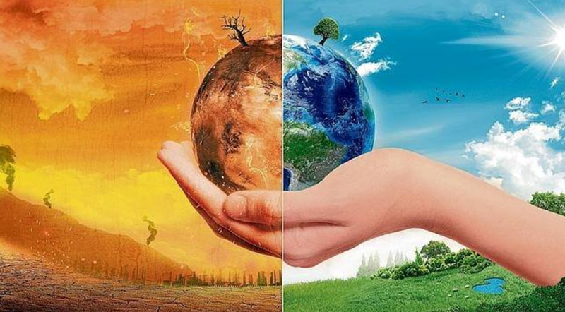 Buscando minimizar los efectos del cambio climático