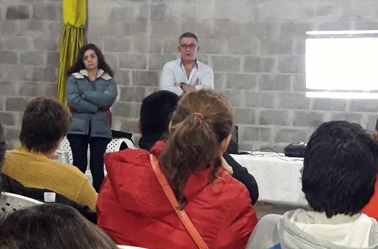 Iglesias Evangélicas y Sec. de Seguridad realizan cursos de licencia y Seguridad Vial