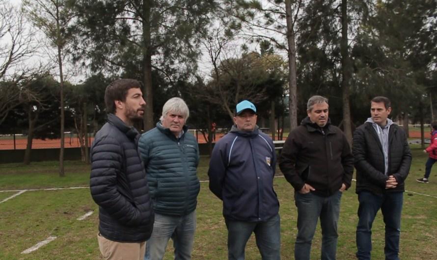 $350.000 aporta municipio al Club Ateneo para construcción de SUM