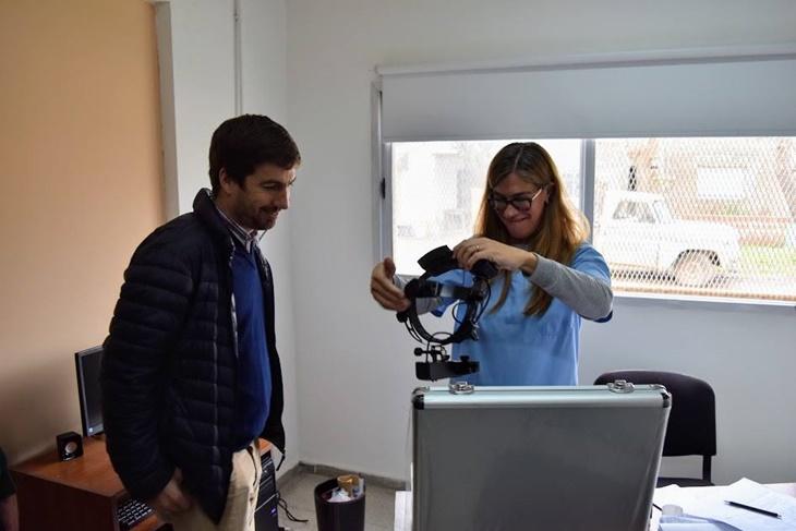 Centro Oftalmológico Municipal suma equipamiento y tecnología para mejor atención