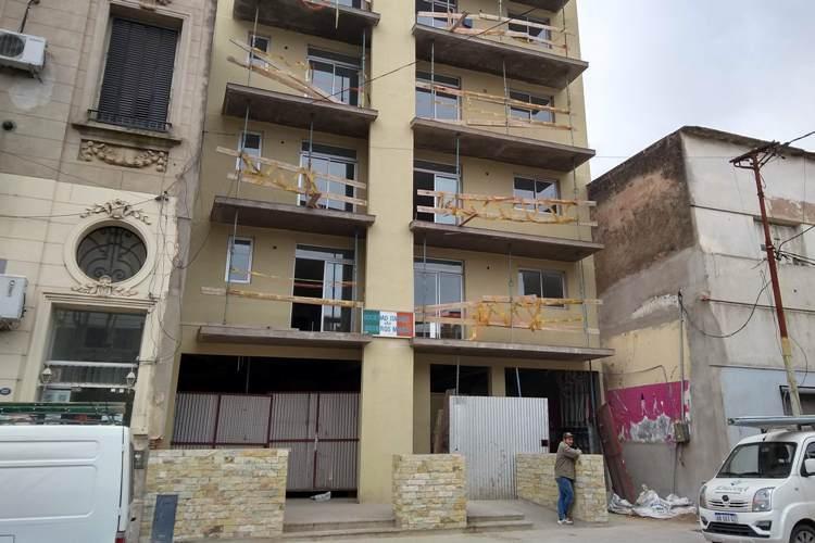 Sociedad Italiana asegura que en enero estará terminado el edificio de calle 22
