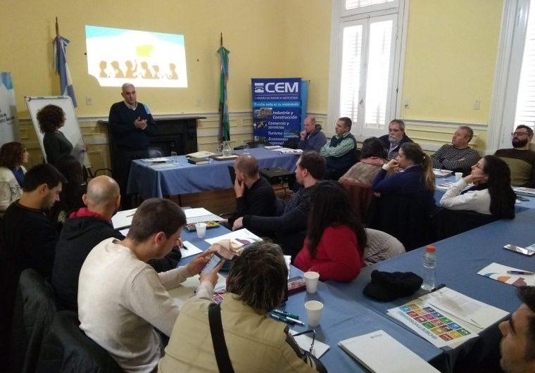 """En la CEM se realizó la segunda jornada de capacitación del Programa """"Comunidades con Valor"""""""