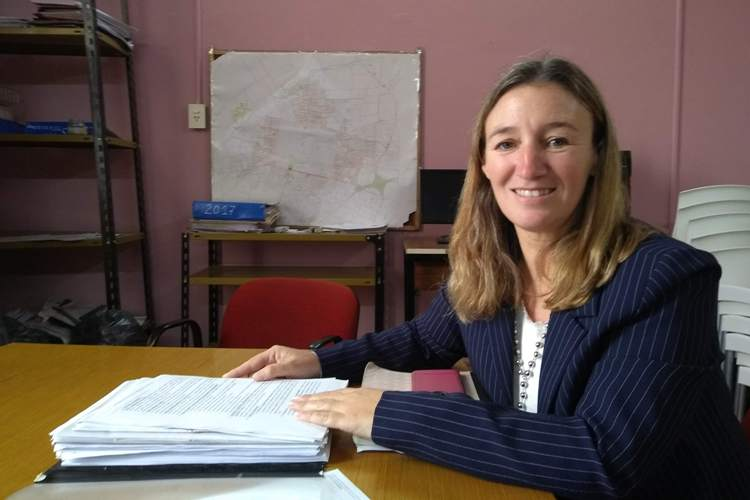 La Concejal Evangelina Cabral presidirá el HCD desde el 18 al 31 de enero