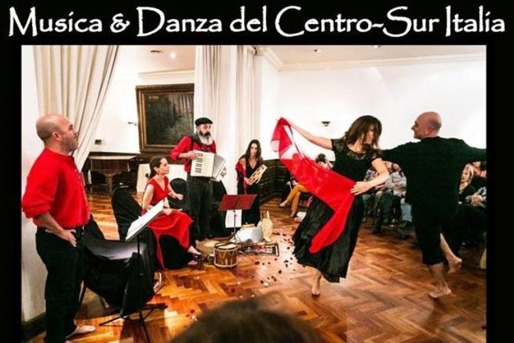 Invitan a aprender música y danza italiana